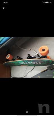 e-Skate elettrico foto-45740