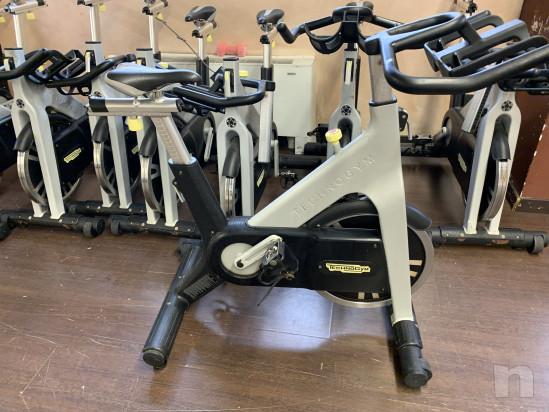 Bike technogym spinning indoor cycling foto-45760