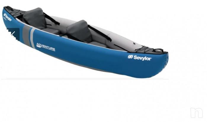 Tubolari e ricambi Canoa Sevylor Adventure  foto-23209