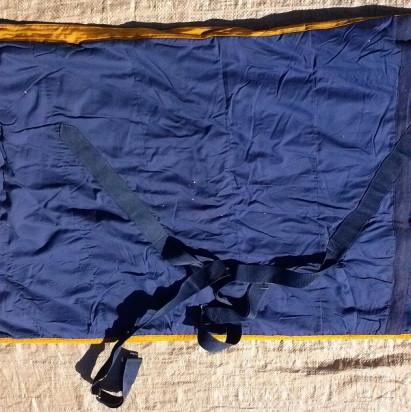 Coperta per Cavallo RG Import. in cotone/pile foto-45899