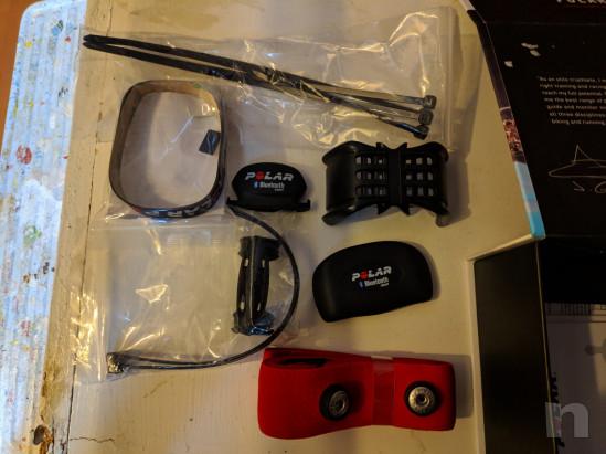 NUOVO orologio Polar V800 HR GPS   cardio H7 foto-45970