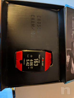 NUOVO orologio Polar V800 HR GPS   cardio H7 foto-23264