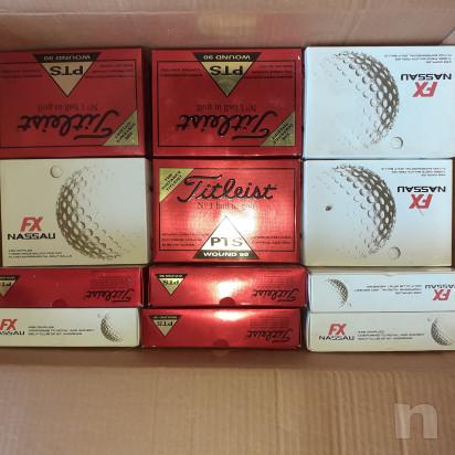 18 confezioni da 12 palline da golf (totale 216 palline), tutte assieme, foto-46014