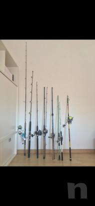Vendo attrezzatura da pesca  foto-23304