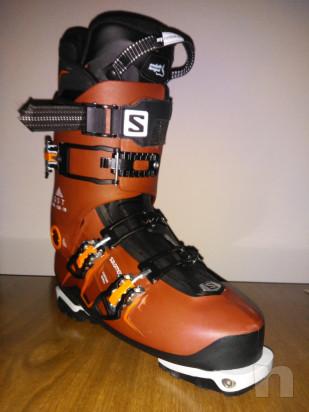 Scarponi sci alpinismo 29/29.5 SALOMON foto-46075