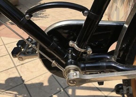 bici -  regina anno 1926 nera - ruote da 26 /  Italy - perfetta e da esposizione  foto-46103