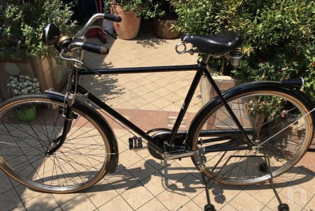 bici -  regina anno 1926 nera - ruote da 26 /  Italy - perfetta e da esposizione  foto-46102