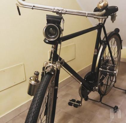 bici -  regina anno 1926 nera - ruote da 26 /  Italy - perfetta e da esposizione  foto-23315
