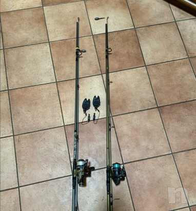 SET COMPLET CARPFISHING foto-23334