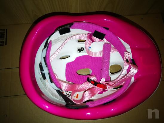Monopattino Hello Kitty e casco  foto-46249