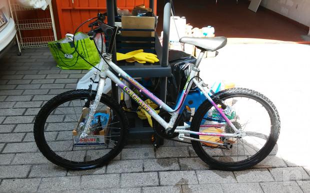 Bicicletta Montain Bike bambino foto-23378