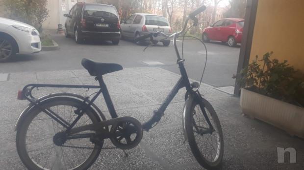 Bicicletta Belle Epoque donna foto-23380