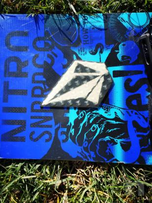 Tavolo da Snowboard Nitro cinema 156 con attacchi Forum foto-46309
