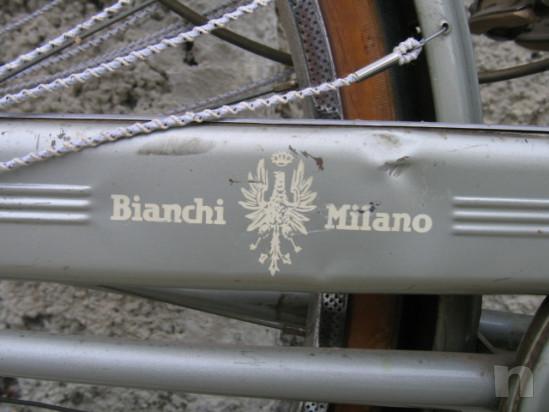 Bianchi Sport ALLEGHE anni '60 foto-46334