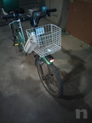 Bicicletta elettrica foto-46345