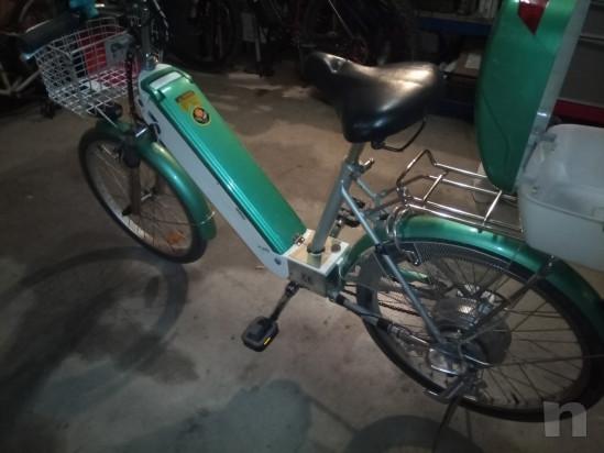 Bicicletta elettrica foto-23426