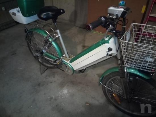 Bicicletta elettrica foto-46343
