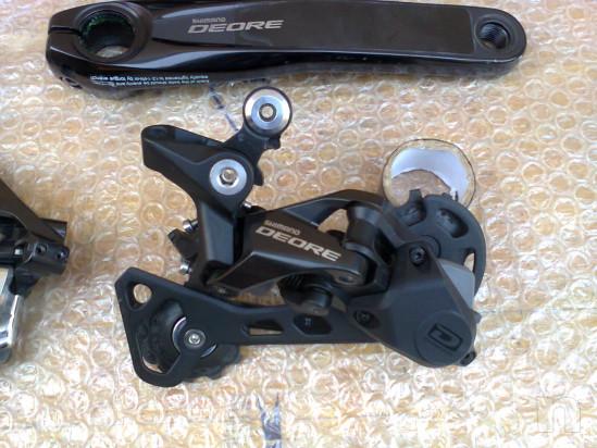 Gruppo Completo Shimano DEORE Doppia10v Serie6000 36/26-11/42 foto-46352