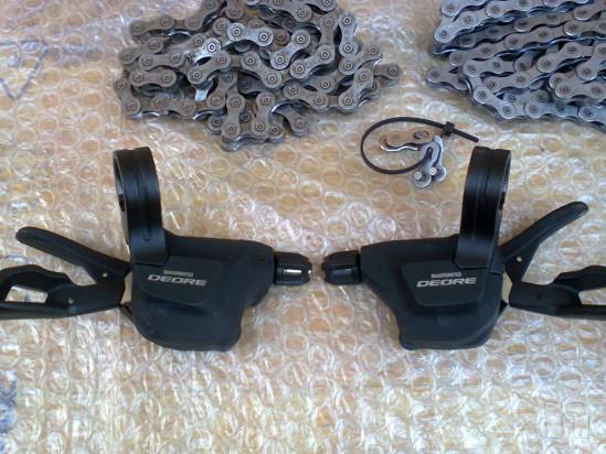Gruppo Completo Shimano DEORE Doppia10v Serie6000 36/26-11/42 foto-46353
