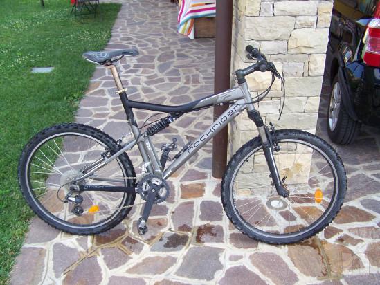 MTB Rockraider full sospension foto-46430