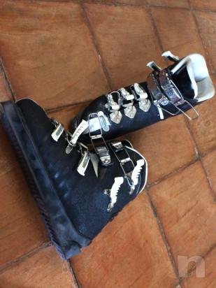 sci e scarponi vintage foto-46437