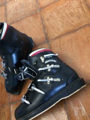 sci e scarponi vintage foto-46438