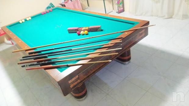 Tavolo da biliardo Mari foto-46565