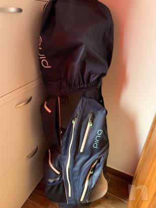 Vendo Ping Ladies Pioneer Monsoon Waterproof Golf Cart Bag foto-46572