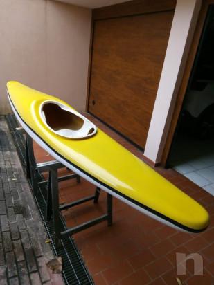 Canoa leggera foto-23617