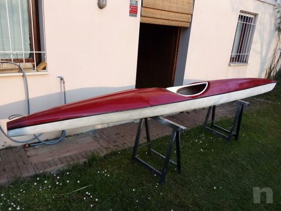Canoa da discesa foto-46730