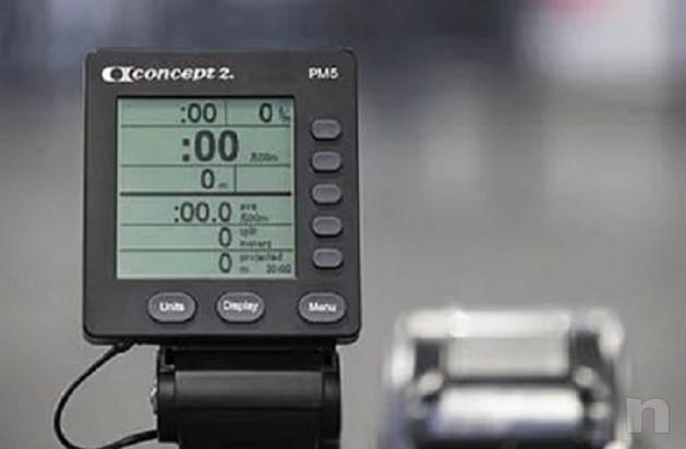 Concept2 Modello D Con Monitor PM5 Nero foto-46738
