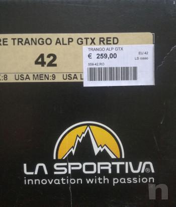 Scarponi la sportiva TRANGO ALP gtx 42 foto-46753