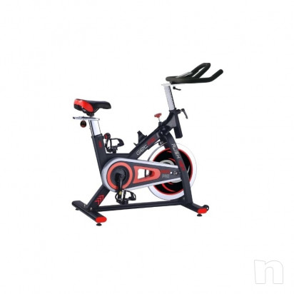 Spinbike GetFit Rush 424 Race Pro foto-23641