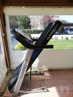 Tapis roulant elettrico Luzi Sport 1500 foto-23658