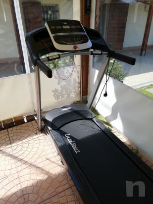Tapis roulant elettrico Luzi Sport 1500 foto-46789