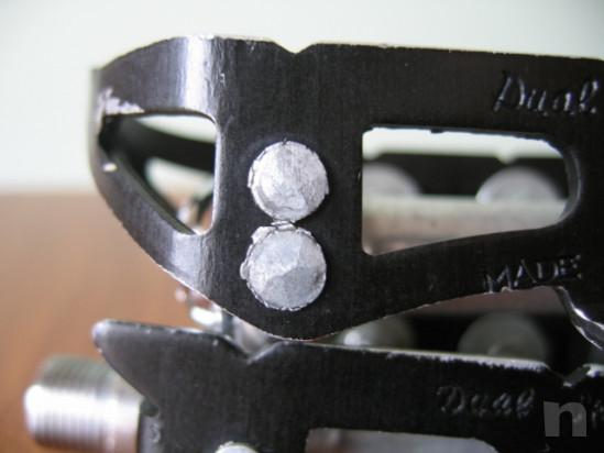 Pedali GIPIEMME Dual Sprint Corsa Eroica Vintage foto-46797