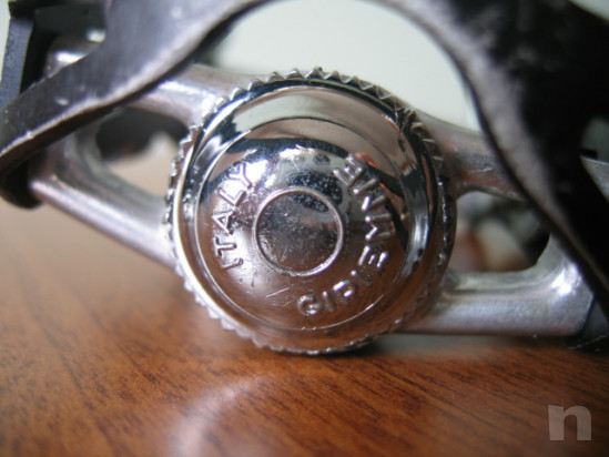 Pedali GIPIEMME Dual Sprint Corsa Eroica Vintage foto-46795
