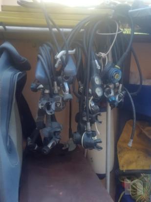 Diverse attrezzature sub foto-46801