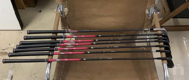 Set completo golf donna mancina L foto-46810