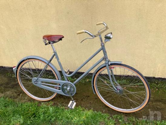 bicicletta Taurus mod 27 restaurata foto-23671