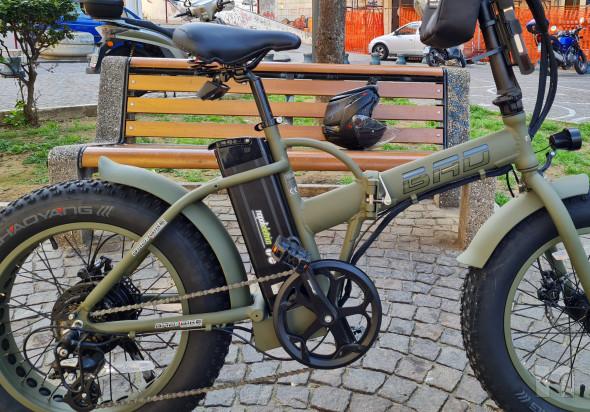 Bad bike 250w come nuova  foto-46822