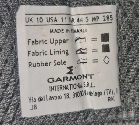 Scarponi alpinismo Garmont Icon Plus GTX foto-46847
