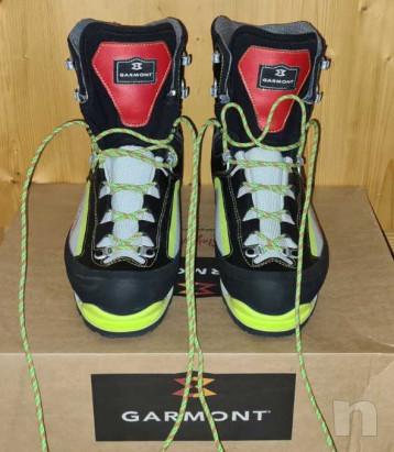 Scarponi alpinismo Garmont Icon Plus GTX foto-23686