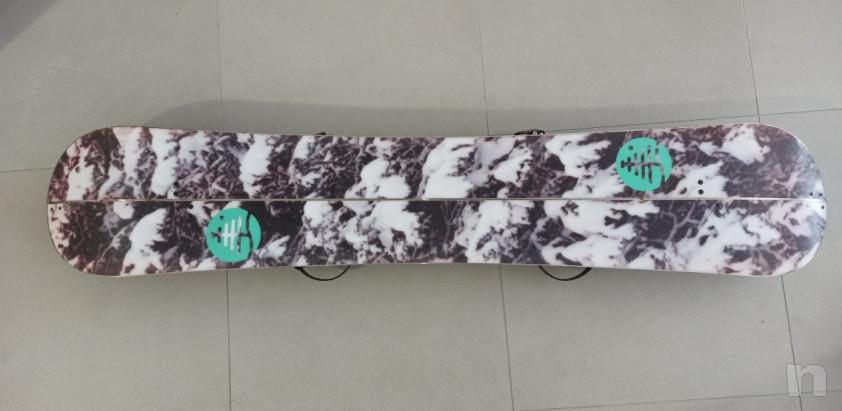 Burton Custom Splitboard 160 cm   pelli K2 foto-46901