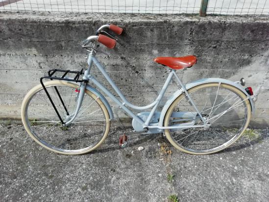 Bici Vintage BIANCHI TURCHESE 1953 foto-23711