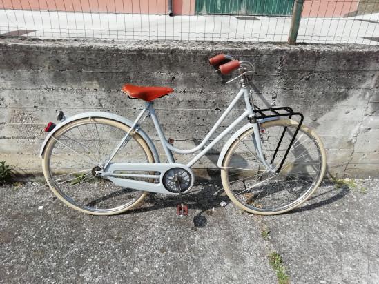 Bici Vintage BIANCHI TURCHESE 1953 foto-46911