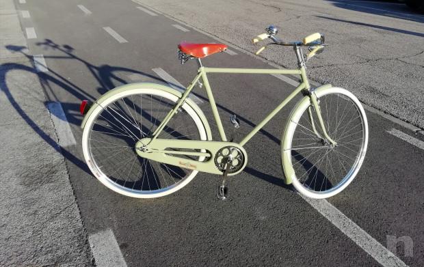 Bici Vintage BIANCHI freni a bacchetta  foto-46915