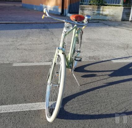 Bici Vintage BIANCHI freni a bacchetta  foto-46916