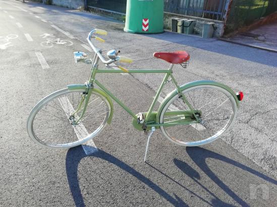 Bici Vintage BIANCHI freni a bacchetta  foto-46917