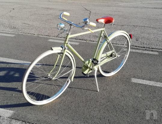 Bici Vintage BIANCHI freni a bacchetta  foto-23712